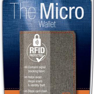 RFID Plånböcker/Passväskor